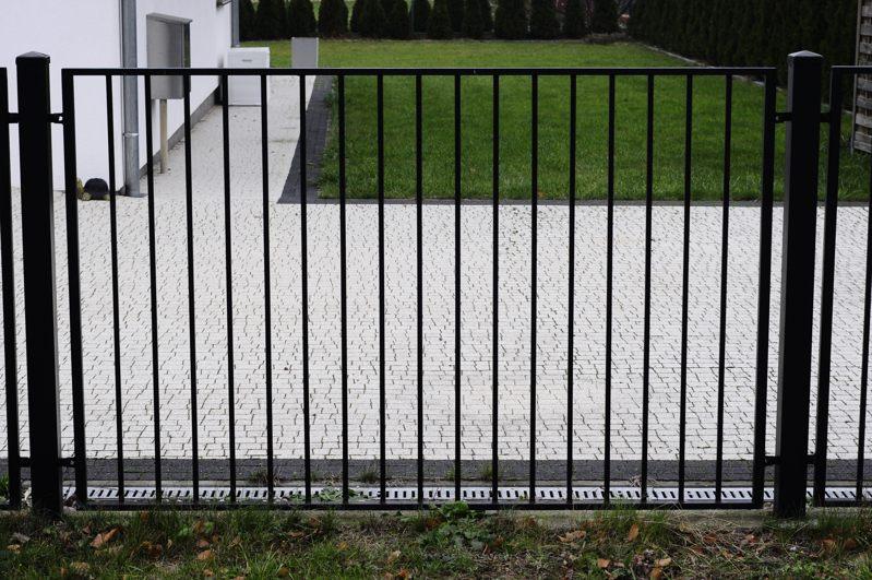 Zäune Zaun Polnisch